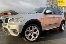 BMW X5 XDRIVE30d SE 7 SEATER used car in silver