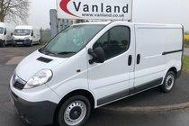 Vauxhall Vivaro 2700 CDTI P/V