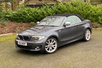 BMW 1 SERIES 120d EXCLUSIVE EDITION