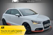 Audi A1 TFSI COMPETITION LINE