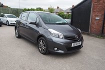 Toyota Yaris VVT-I ICON PLUS SMART PACK 1 OWNER ! ONLY 19,416 MILES ! 99% FINANCE APPROVAL !