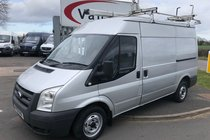 Ford Transit 300 MWB Medium Roof P/V 110