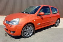 Renault Clio RENAULTSPORT 182 CUP 16V