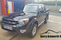 Ford Ranger Double Cab 4x4 Thunder 2.5 TDCi 143PS