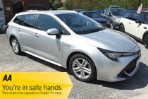 Toyota Corolla ICON TECH. **HYBRID** FABULOUS SPECIFICATION AND SUPPER LOW RUNNING COSTS