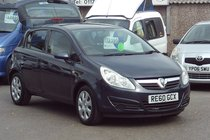 Vauxhall Corsa EXCLUSIV AC 76,000 MILES SERVICE HISTORY