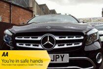 Mercedes GLA CLASS 2.1 GLA 200D SPORT EXECUTIVE 134 7G-DCT AUTOMATIC
