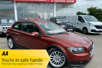 Volvo C30 D5 SE AUTO FULL HISTORY (WATER PUMP+TIMING BELT), 58179 MILES 1 FORMER OWNER FULL LEATHER CRUISE CONTROL AIR CON 17