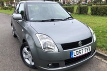 Suzuki Swift 1.5 VVTS GLX Low Mileage-Immaculate