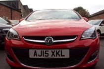 Vauxhall Astra 2.0 ELITE CDTI 165 6SP AUTOMATIC SAT NAV