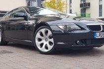 BMW 6 SERIES 630I