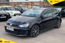 Volkswagen Golf 2.0 TDI BlueMotion Tech GTD DSG 3dr