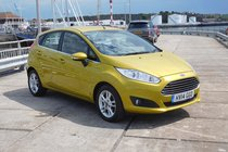 Ford Fiesta ZETEC #FINANCEAVAILABLE