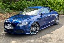 Audi TT TFSI S LINE BLACK EDITION