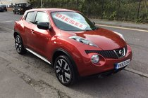 Nissan Juke DCI N-TEC BUY NO DEP & £38 A WEEK T&C APPLY