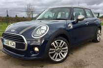 MINI Cooper 1.5 COOPER SEVEN 5 DOOR HATCH