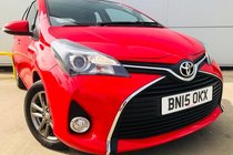 Toyota Yaris VVT-I ICON FULL SERVICE HISTORY BLUETOOTH REVERSE CAMERA AIR CONDITIONING