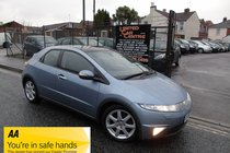 Honda Civic I-VTEC EX I-SHIFT