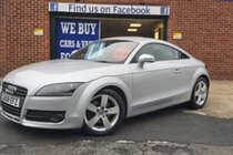 Audi TT FSI AUTO ONLY 61,000 MILES WITH FULL SERVICE HISTORY**SONY APPLE CAR PLAY ANDROID MEDIA PLAYER**