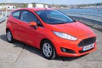 Ford Fiesta Zetec Econetic 1.6TDCi 95PS Start/Stop #DRIVEAWAYTODAY