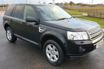 Land Rover Freelander TD4 GS - FULL MOT - FULL SERVICE HISTORY - ONLY 64K