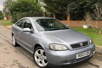 Vauxhall Astra BERTONE EDITION