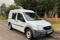 Ford Connect T230 HR DCB VDPF TWIN CAB DOUBLE DOOR