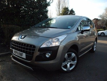 Peugeot 3008 1.6 HDI FAP 110 EXCLUSIVE