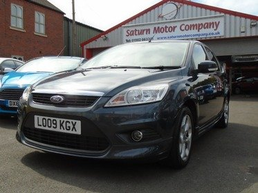 Ford Focus 1.6 TDCI 110 SIV ECONETIC DPF