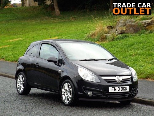 Vauxhall Corsa 1.2 SXI 85PS+NEW MOT+