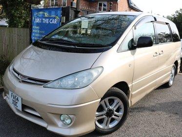 Toyota Estima 2.4 Automatic