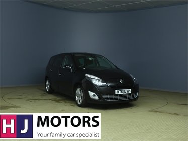 Renault Grand Scenic 1.6 DCI 130 S/S DYNAMIQUE TOMTOM 7 Seater Finance Available