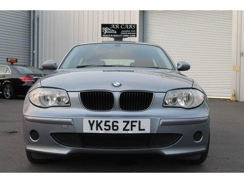 BMW 1 SERIES 116i ES    F.S.H+2 Keys+12 M AA Cover