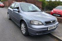 Vauxhall Astra SPORT CDTI 16V