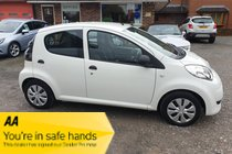 Citroen C1 VTR  LOW ROAD TAX / INSURANCE GROUP - GREAT MPG - IDEAL FIRST CAR OR JUST A RUN ABOUT - Now £200 Off!!!!