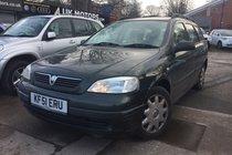 Vauxhall Astra LS 1.6i 16v