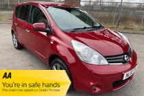Nissan Note N-TEC AUTOMATIC