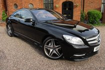 Mercedes CL CL500 BLUEEFFICIENCY / Serviced Last Done At 71790 Miles