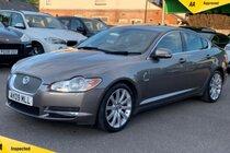 Jaguar XF 2.7 TD Premium Luxury 4dr