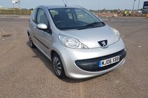 Peugeot 107 1.0 Urban - FULL MOT - ONLY 61,000 MILES