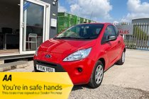 Ford Ka STUDIO £30 ROAD TAX