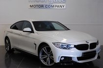 BMW Series 4 Gran Coupe M Sport
