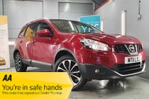 Nissan Qashqai N-TEC IS PLUS 2