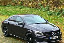 Mercedes CL CLA180 AMG SPORT