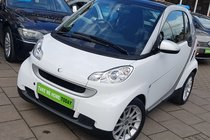Smart ForTwo coupe passion 71bhp *1 OWNER*SERVICE HISTORY*PANORAMIC ROOF*