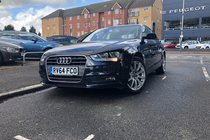 Audi A4 TFSI SE TECHNIK.Leather+SatNav+Cruise+BT