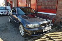BMW 3 SERIES 320Ci SE