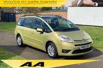 Citroen C4 16V VTR PLUS GRAND PICASSO