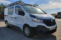 Renault Trafic SL27 BUSINESS ENERGY DCI S/R W/V