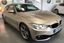 BMW 4 SERIES 428i SPORT